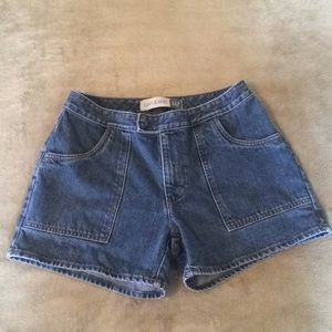 GAP jean shorts Worn 1x Size 8